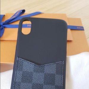LOUIS VUITTON IPHONE Xs phone case